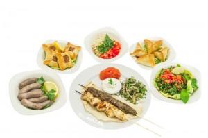 Mezzes - Restaurant libanais El Mir